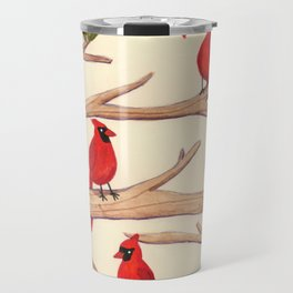 Cardinals Travel Mug