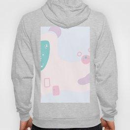Pastel Abstract Shapes No. 2 Hoody