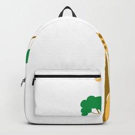 Tree or Giraffe Backpack
