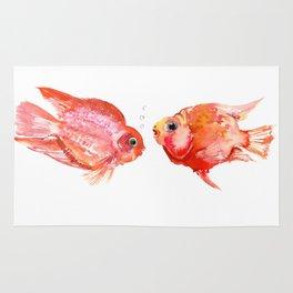 Parrot Cichlids Rug