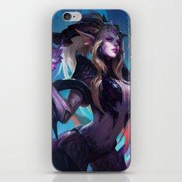 Dragon Sorceress Zyra League Of Legends iPhone Skin