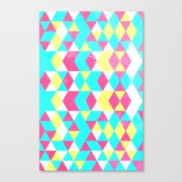 Blupin Pattern Canvas Print