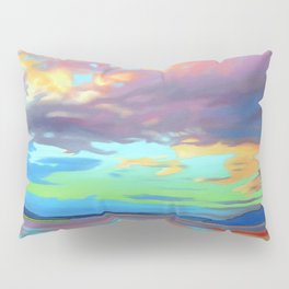 Sky Opus by Amanda Martinson Pillow Sham