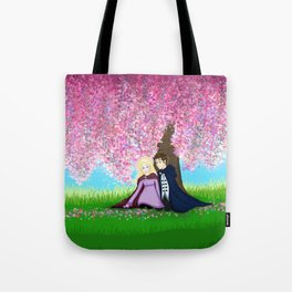 Sophie and Fitz Tote Bag