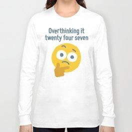 Leave Dwell Enough Alone Long Sleeve T-shirt