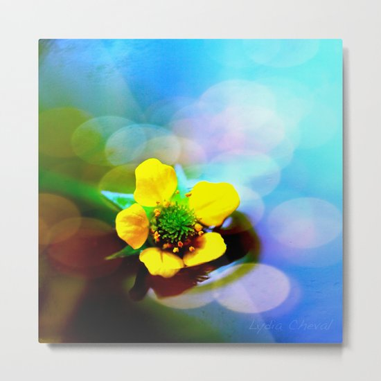 feel good Metal Print