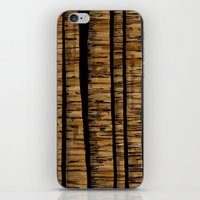 woody iPhone & iPod Skins featuring woody by colli13designs