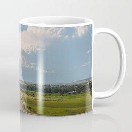 Summer Roads, Glasgow, Montana 5 Coffee Mug
