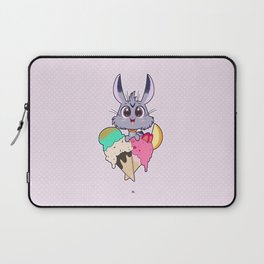 Bunnies - Icecream Laptop Sleeve