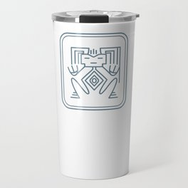 Icons Travel Mug