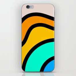 Lonely Travels - Geyser iPhone Skin