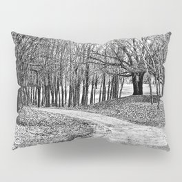 Out of Winter - The Peace Collection Pillow Sham