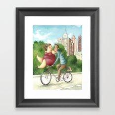 Unconditional Love Framed Art Print