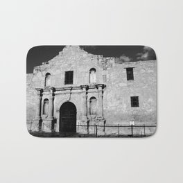 Remember the Alamo Bath Mat