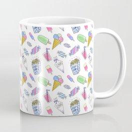 Birthday party candy art Coffee Mug