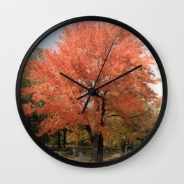 Art Piece by Michael Loftus Wall Clock