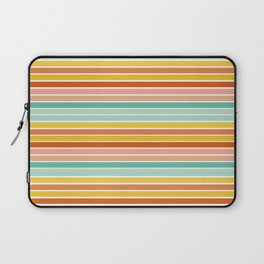 Over Striped Laptop Sleeve