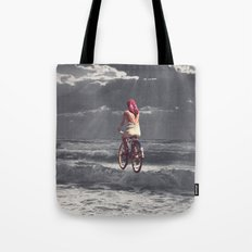 WAVE RIDER Tote Bag