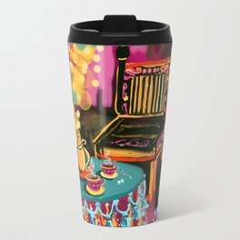 Tea With Gypsies Travel Mug