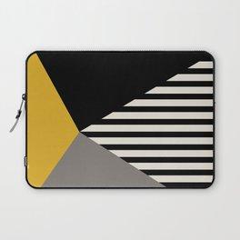 LH322 - total black Laptop Sleeve