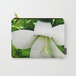 Innocent in green Carry-All Pouch