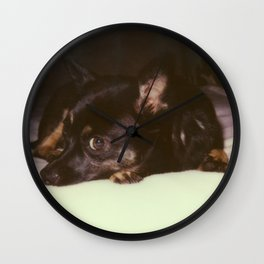 Lucie Wall Clock