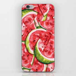Watermelons Forever iPhone Skin