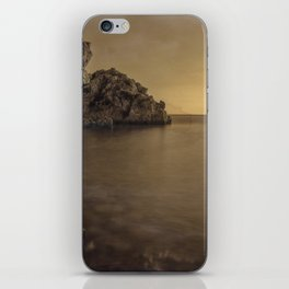 Serenity Sea ..... Hand Painted Photograph iPhone Skin