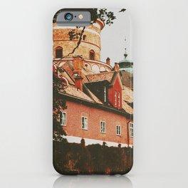 Gripsholm Castle  iPhone Case
