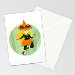 The Little Witch Stationery Cards