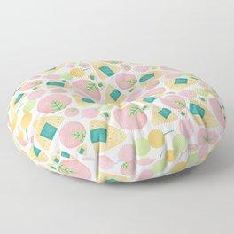 Japanese Snacks Floor Pillow