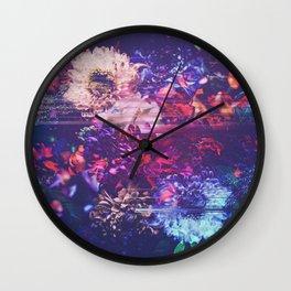 Algorithm of empathy Wall Clock