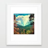 tame impala Framed Art Prints featuring Tame Impala by Jon Rast