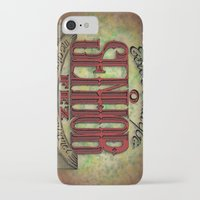 lettering iPhone & iPod Cases featuring Lettering by MarcosDevelop