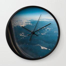 Landscape Photography by Reinhart Julian Wall Clock