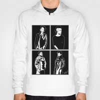 1975 Hoodies featuring 1975. by Spazy Art