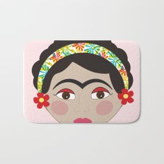FRIDA KAHLO Bath Mat