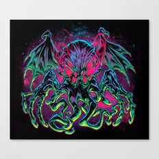 COSMIC HORROR CTHULHU Canvas Print