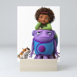 Rihanna Home Tip Mini Art Print