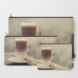 Cappuccino Carry-All Pouch