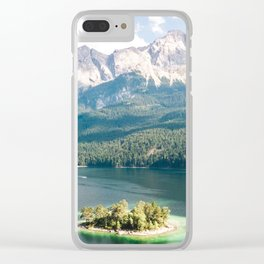EIBSEE GERMANY Clear iPhone Case