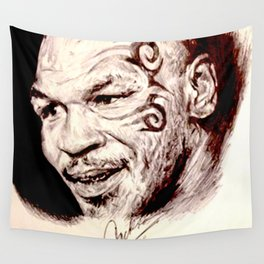 Worlds Greatest Boxer Wall Tapestry