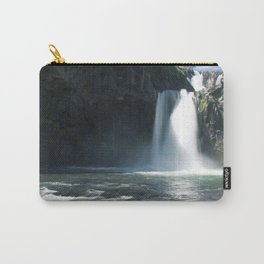 White River Falls Carry-All Pouch