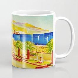 Vintage Nice Italy Travel Coffee Mug