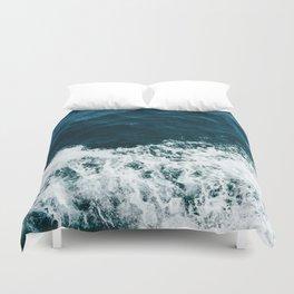 Ocean Crush Duvet Cover