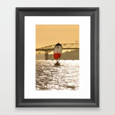 Sailboat 1 Framed Art Print
