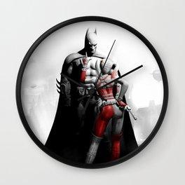 Super Hero 17 Wall Clock