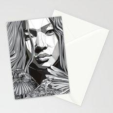 Evgeniya Mandzhieva Stationery Cards