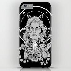 Black Mass Ritual iPhone 6 Plus Slim Case