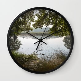 Richmond Park, study 11 Wall Clock